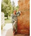 Vestido largo Bruna