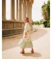 Vestido largo Talia
