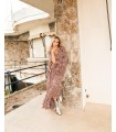 Maxi vestido bohemio - Julia