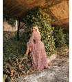 Maxi vestido bohemio - Esther