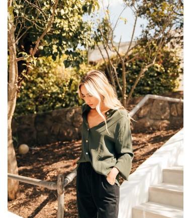Camisa oversize - Lucrecia