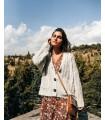 Maxi vestido hippy - Susana