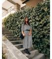 Falda plisada - Verónica