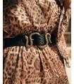 Cinturón de piel - Cristina