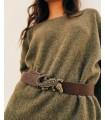Cinturón de piel - Natalia