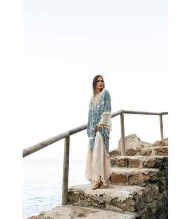 Boho Maxi Dress - Juanita