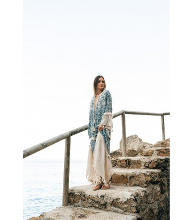 Vestido Largo Boho - Juanita