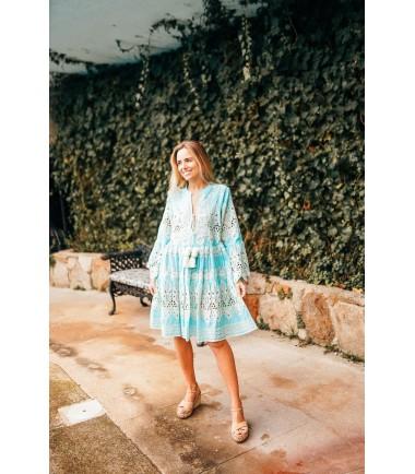 Vestido Boho - Andrea