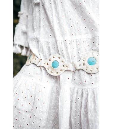 Cinturon de piel - Carmen
