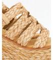 Comprar sandalias con cuña RIGA